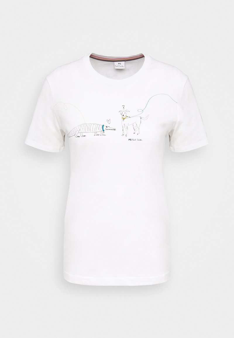 PS Paul Smith - Print T-shirt - white
