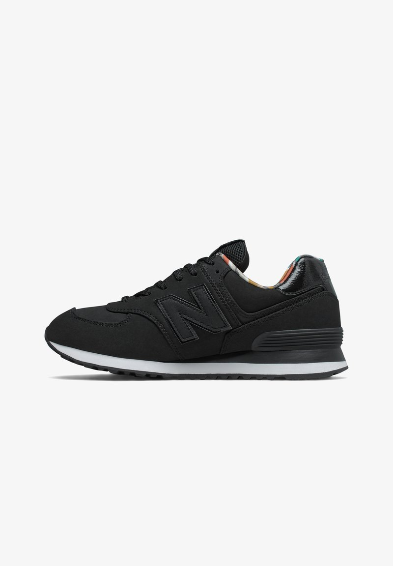 New Balance - Sneakersy niskie - black