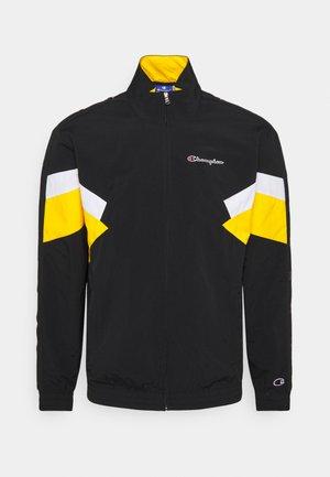FULL ZIP - Sportovní bunda - black