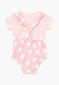 Carter's - BIG DOTS SET - Overal - pink - 1