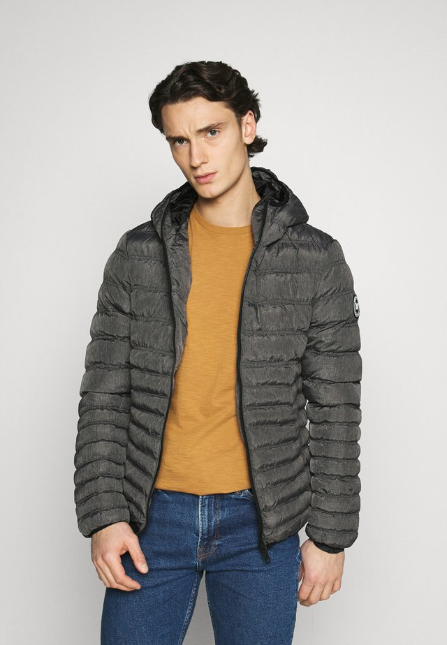 LOFTON PUFFER - Jas - grey