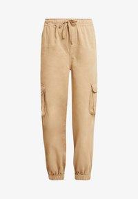 BDG Urban Outfitters - BAGGY RAFF TROUSER - Spodnie materiałowe - ecru - 5