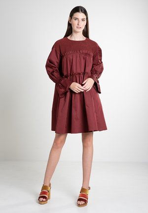 COGA - Day dress - red