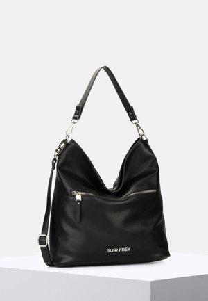 TERRY - Handbag - black