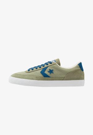 NET STAR - Matalavartiset tennarit - street sage/court blue/white