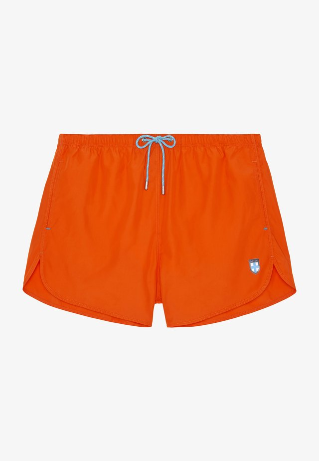 Zwemshorts - mandarine orange