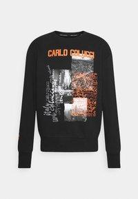 Carlo Colucci - FLAME - Sweatshirt - black - 5