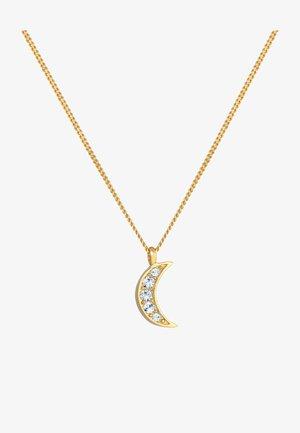 HALF MOON - Collar - gold
