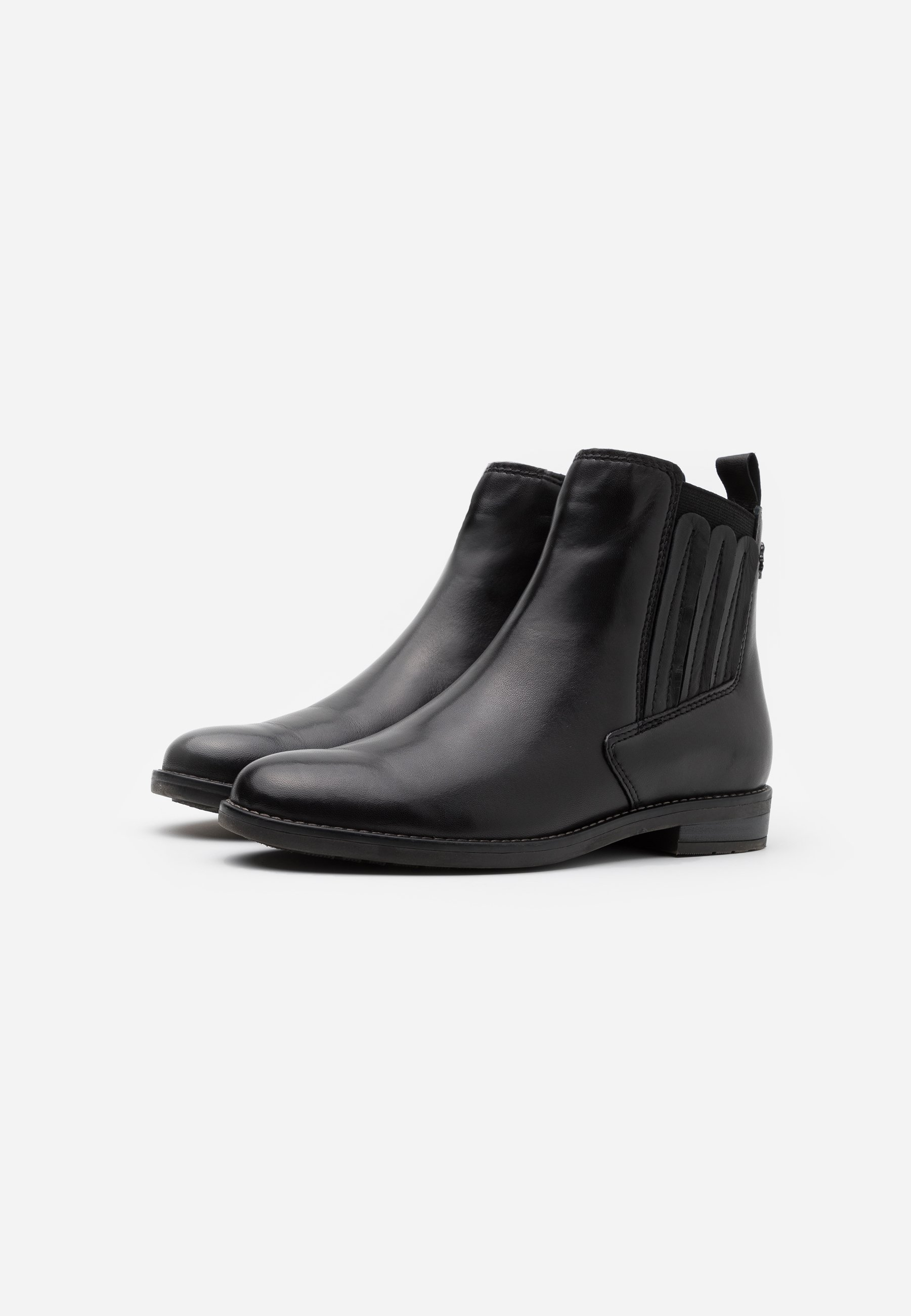 Marco Tozzi by Guido Maria Kretschmer Ankle Boot black antic/schwarz