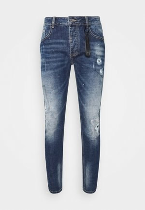 ICARDI - Slim fit jeans - mid blue