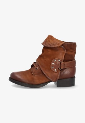 Lace-up ankle boots - orzo