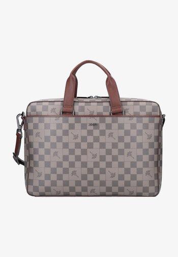CORTINA PIAZZA PANDION BRIEFBAG UNISEX - Laptop bag - taupe