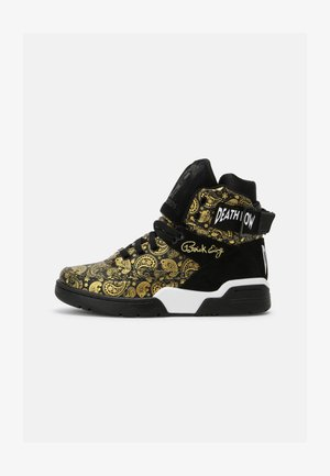 33 HI DEATH ROW 30TH ANNIVERSARY LIMITED EDITION  - High-top trainers - black bandana/gum