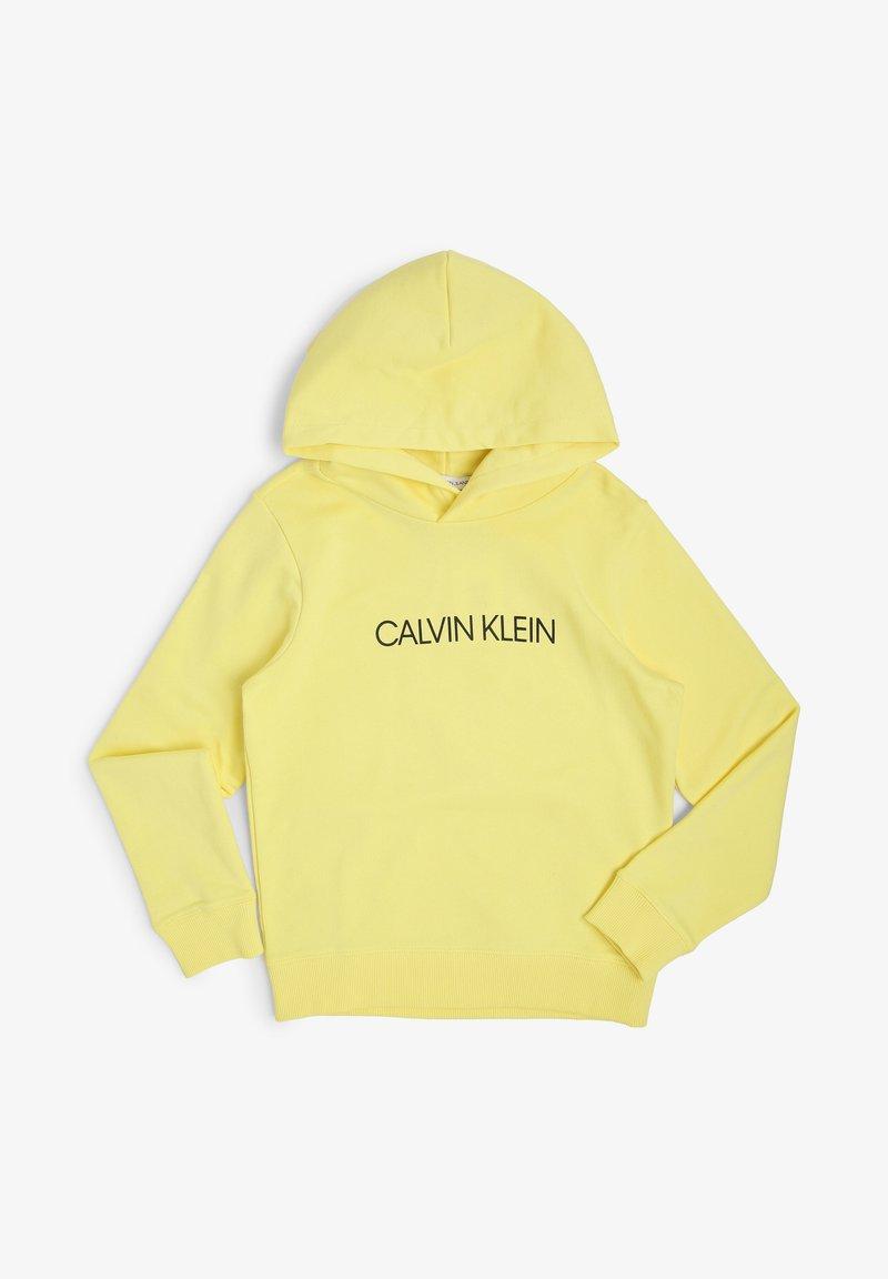 Calvin Klein Jeans - Sweatshirt - yellow