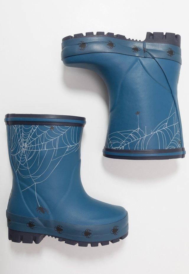 WEB - Kumisaappaat - dark blue