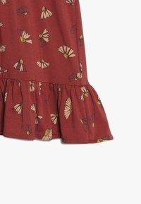 Soft Gallery - DANICA DRESS - Jersey dress - burnt brick - 3