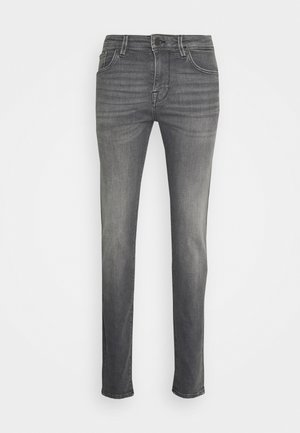 SLHSLIM LEON - Jeansy Slim Fit - light grey denim