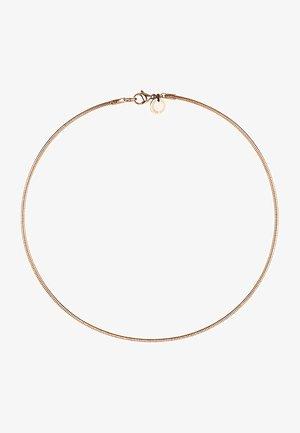 LIEBESKIND  - Necklace - rosegold-coloured