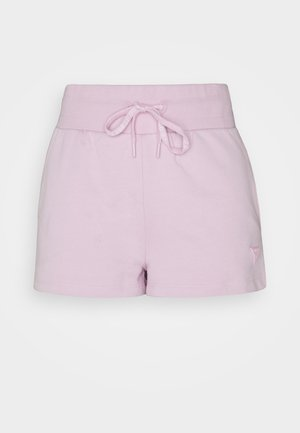 Sports shorts - lilac cream
