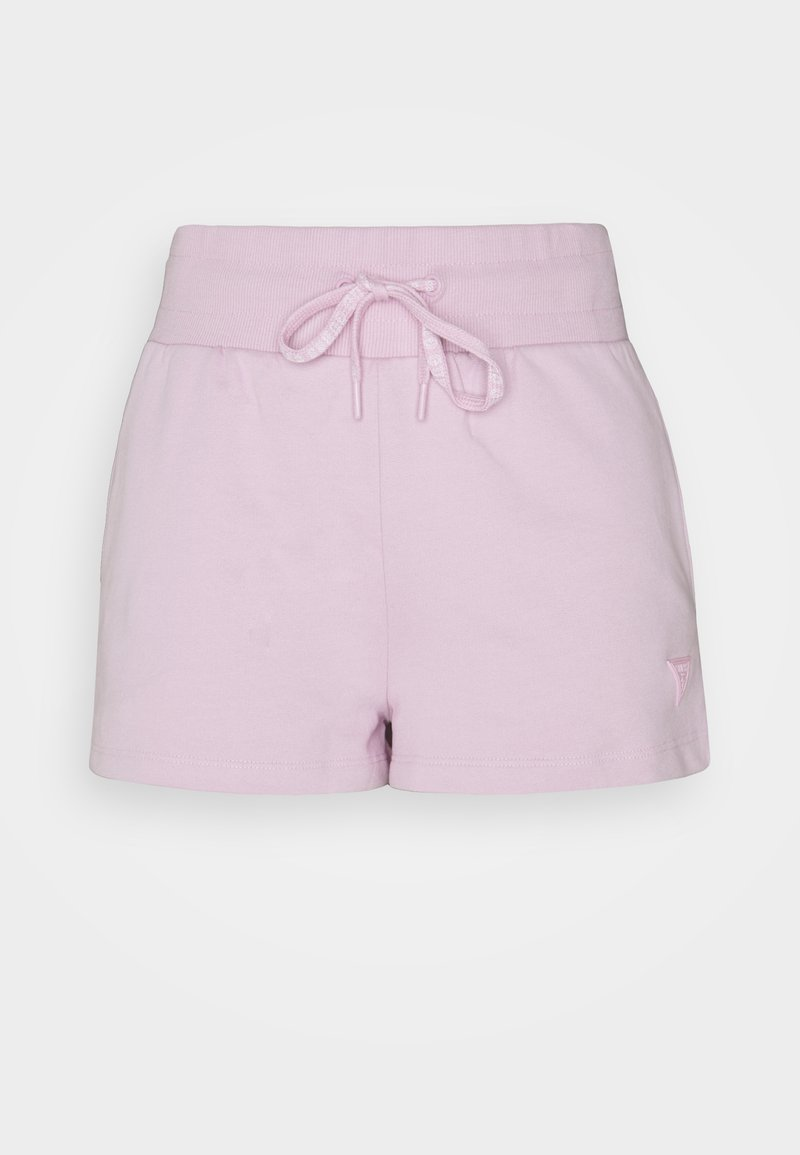 Guess - Sports shorts - lilac cream