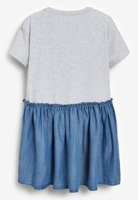 Next - Day dress - blue/grey - 1