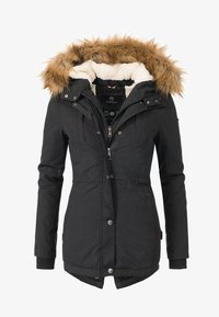 Marikoo - Winter coat - black - 0