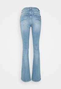 7 for all mankind - SOPHISTICATED - Bootcut jeans - hellblau - 6