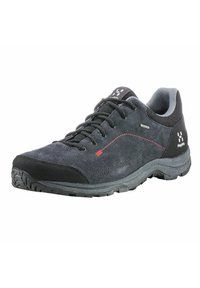 Haglöfs - Hiking shoes - magnetite/true black - 0