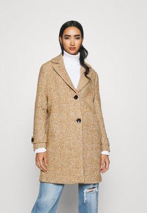 ONLPENNY LIFE COAT  - Classic coat - humus melange