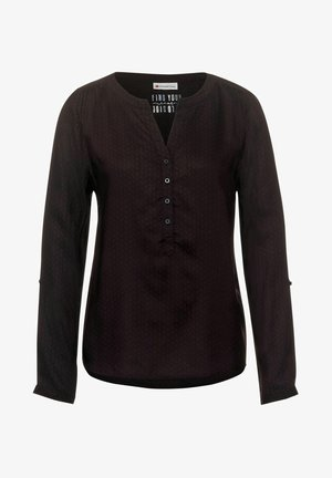 MIT MUSTER - Blouse - rot