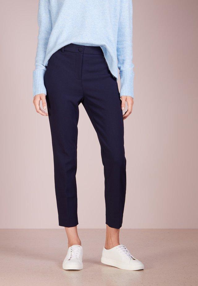 CAMERON  - Pantalon classique - navy