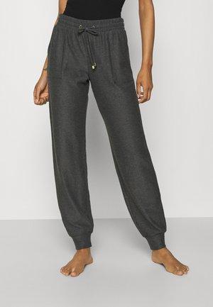 FLEXI CUFF PANT - Pyjamasbukse - charcoal mix