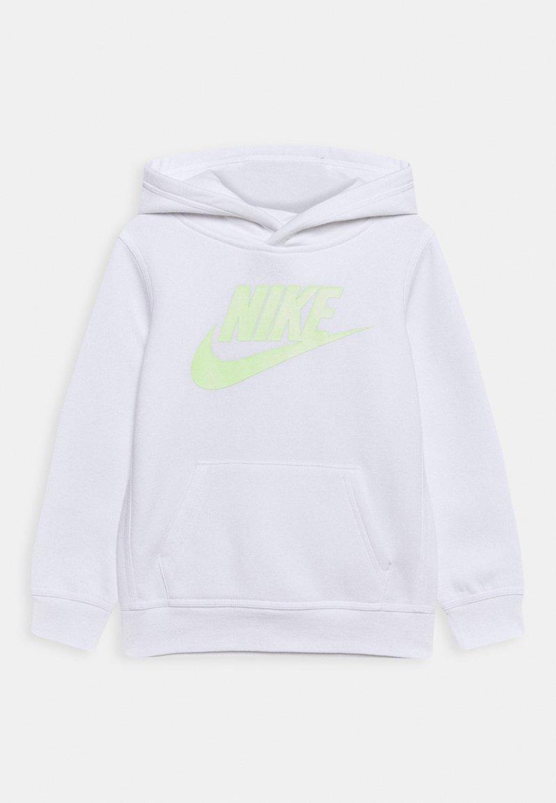 Nike Sportswear - CLUB - Jersey con capucha - white