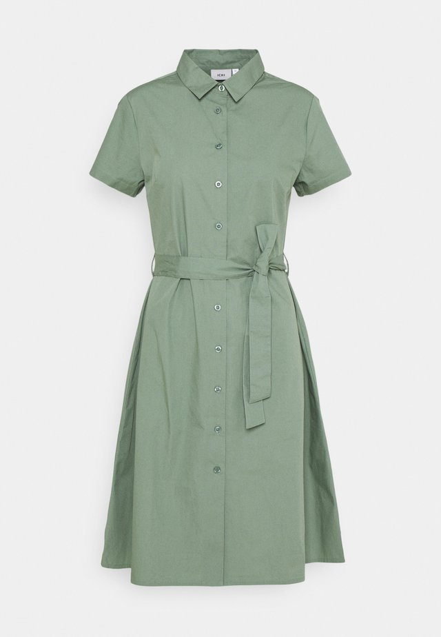 SARAH - Shirt dress - green bay