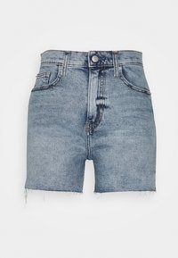 MOM - Denim shorts - denim light