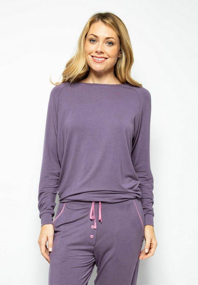 Maglia del pigiama - lilac