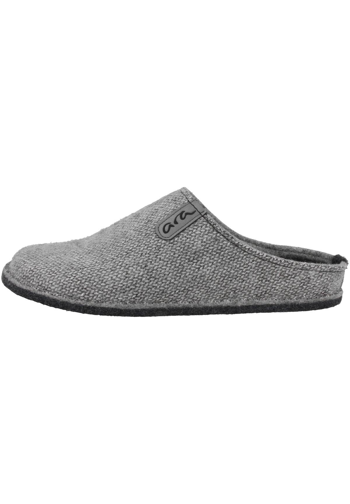 Herren Hausschuh - grey