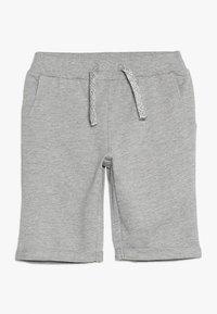 Name it - NKMVERMO - Shorts - dark grey melange - 0