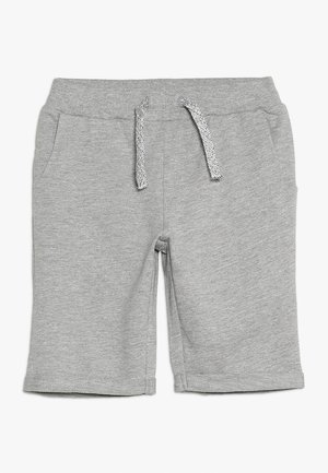 NKMVERMO - Shorts - dark grey melange