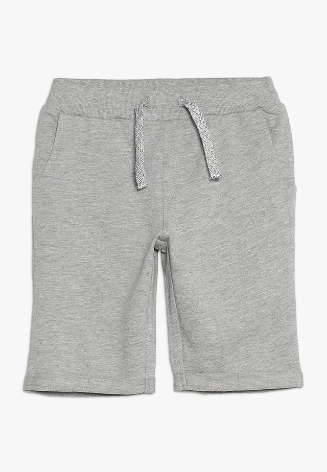 NKMVERMO - Shorts - dark grey melange