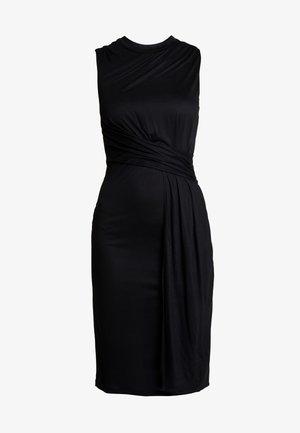 LIMERA DRESS - Jerseykjole - black