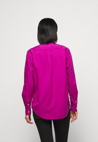 Polo Ralph Lauren - Button-down blouse - bright magenta - 2