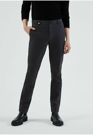 Chinos - gris anthracite