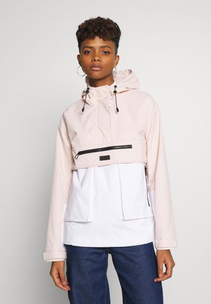 ESSENTIALS OVERHEAD - Light jacket - peach whip