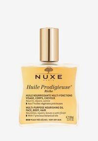 HUILE PRODIGIEUSE® RICHE - Face oil - -
