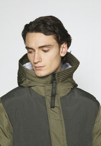 Nike Sportswear - Winter jacket - medium olive/black - 3
