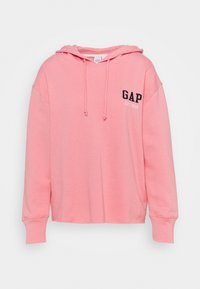 GAP - CHEST HIT - Bluza z kapturem - promenade pink - 0