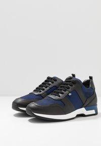 Azzaro - ROSARIO - Trainers - noir/bleu - 2