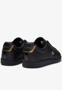 Lacoste - CARNABY EVO  - Baskets basses - blk/blk - 3