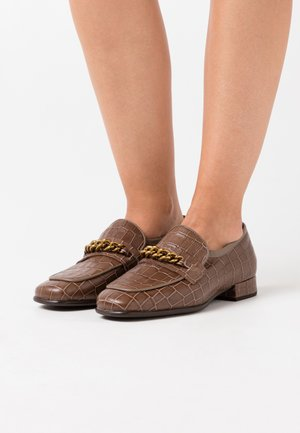 ESAUL - Slip-ons - taupe
